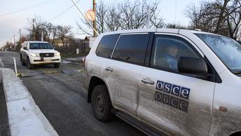 В подконтрольном ВСУ Краматорске погиб наблюдатель ОБСЕ