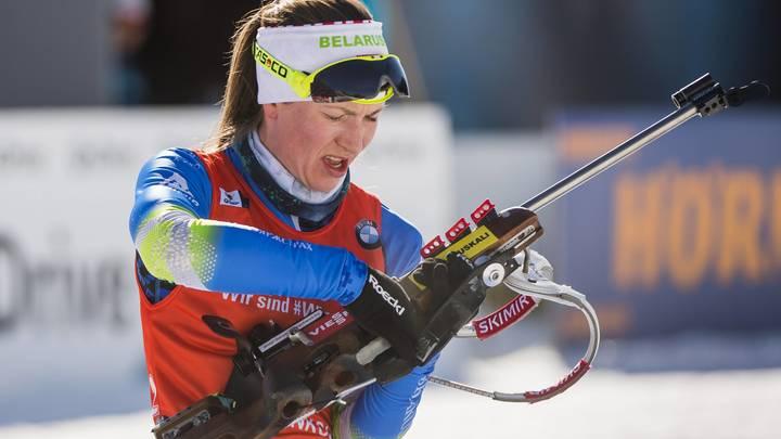 Дарья Домрачева объявила о завершении карьеры