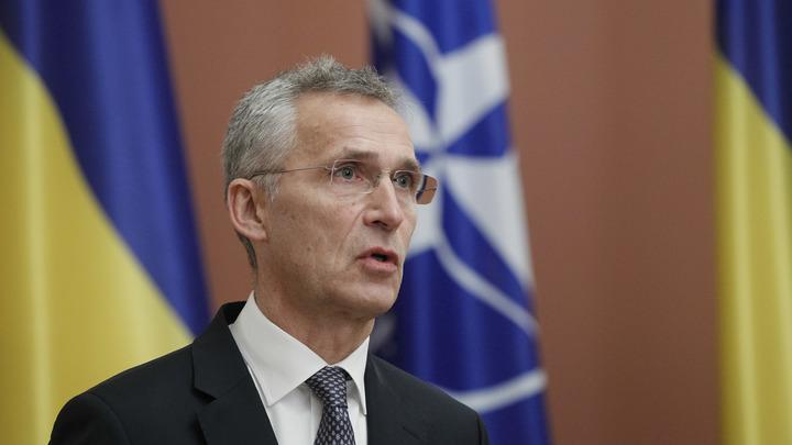 НАТО прикрывает собственную беспомощность: эксперт заявил об игре Столтенберга с укронацистами