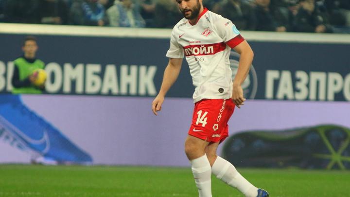 Счёт 3:0, но гола было четыре: Спартак обыграл Ахмат