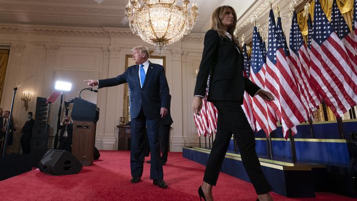 Жизнь после Белого дома: Меланья Трамп и другие первые леди