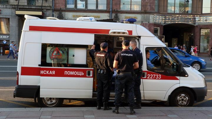 На веранду ресторана в Москве вылетел автомобиль: Есть пострадавшие