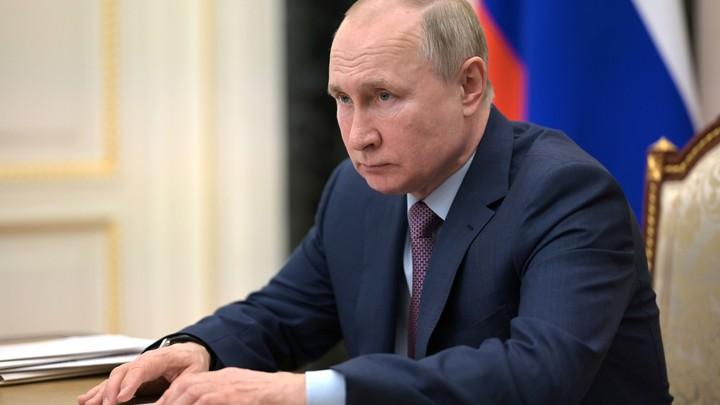 Тайна бункера Путина раскрыта в Кремле