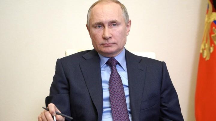 Путин отреагировал на закон Зеленского о коренных народах без русских