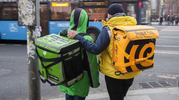 Жёлто-зелёная тревога: Коронавирус уверенно передаётся через доставку?