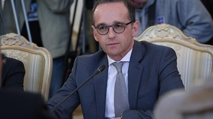 Маас дает Лаврову пас: Германия просится на диалог с Россией по Донбассу