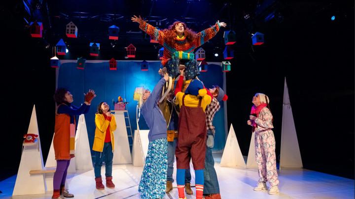 Новосибирский театр получил российский театральный «Оскар» за постановку для детей