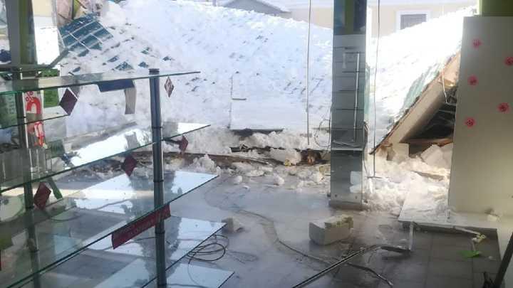 Подробности обрушения крыши в Муроме