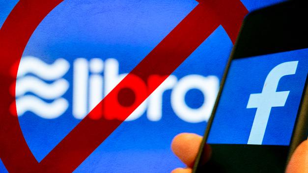 Конгресс говорит «нет»: У Facebook большие проблемы с криптовалютой Libra