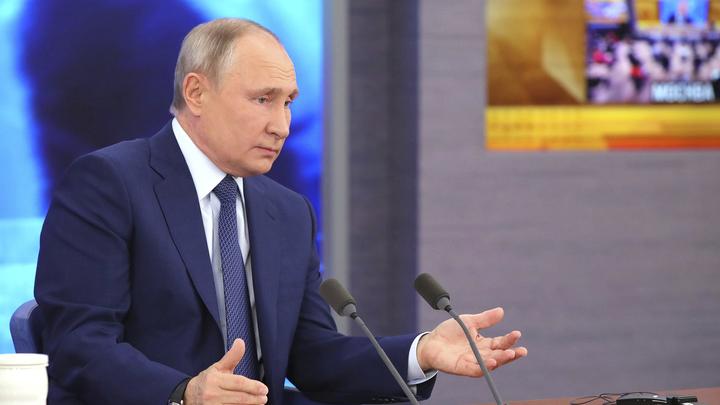 Следите за руками: Путин показал дорожникам масштаб сшивки страны
