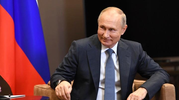 Кто притормозил совещание Путина так, что президент лишь улыбнулся: Хозяина потеряли...