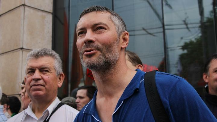 Свердловский областной суд сократил Ройзману срок ареста до одних суток
