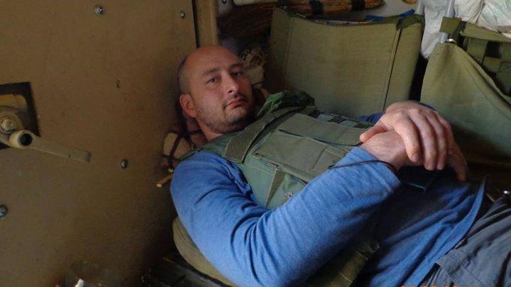 Неуловимый Джо Аркадий Бабченко пожаловался на слежку в ПАСЕ