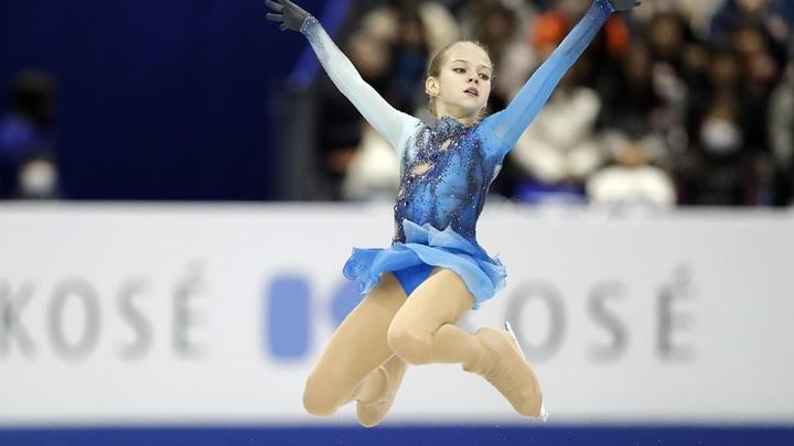 Александра Трусова: Бриллиант фабрики звезд Этери Тутберидзе