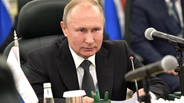 Пещерные русофобы и националисты ведут войну с русским языком по всему миру - Путин