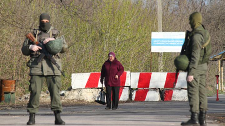 Русские получили предупреждение Божие: Главная Защитница Донбасса закровоточила