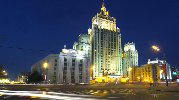 МИД назвал условия возвращения российских наблюдателей в Донбасс