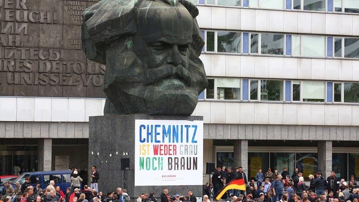 Хемниц как символ новой Германии