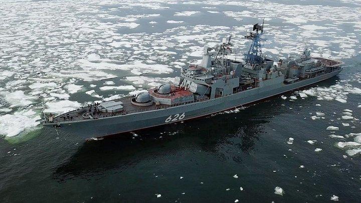 У подразделений России в Арктике появится новейший артиллерийский комплекс «Набросок»