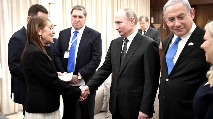 Всё будет хорошо от Путина: Президент помиловал осуждённую в России израильтянку Нааму Иссахар