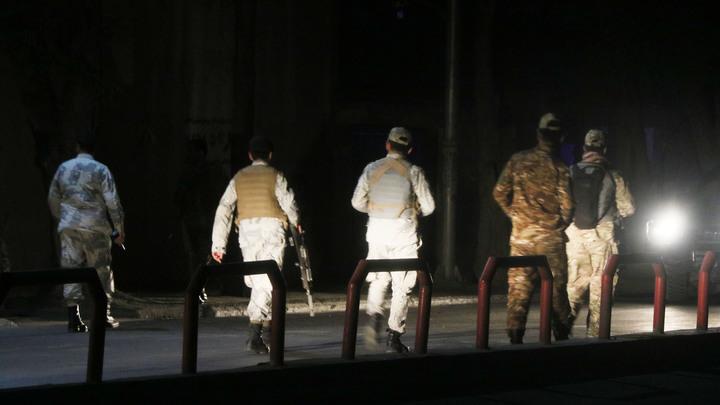Кабул остался без света после ракетного обстрела - видео