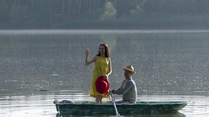 По озеру Шарташ в Екатеринбурге пустят транспорт для отдыхающих