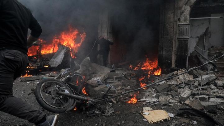 США нанесли серию авиаударов по Сирии. Пентагон назвал главный сигнал операции