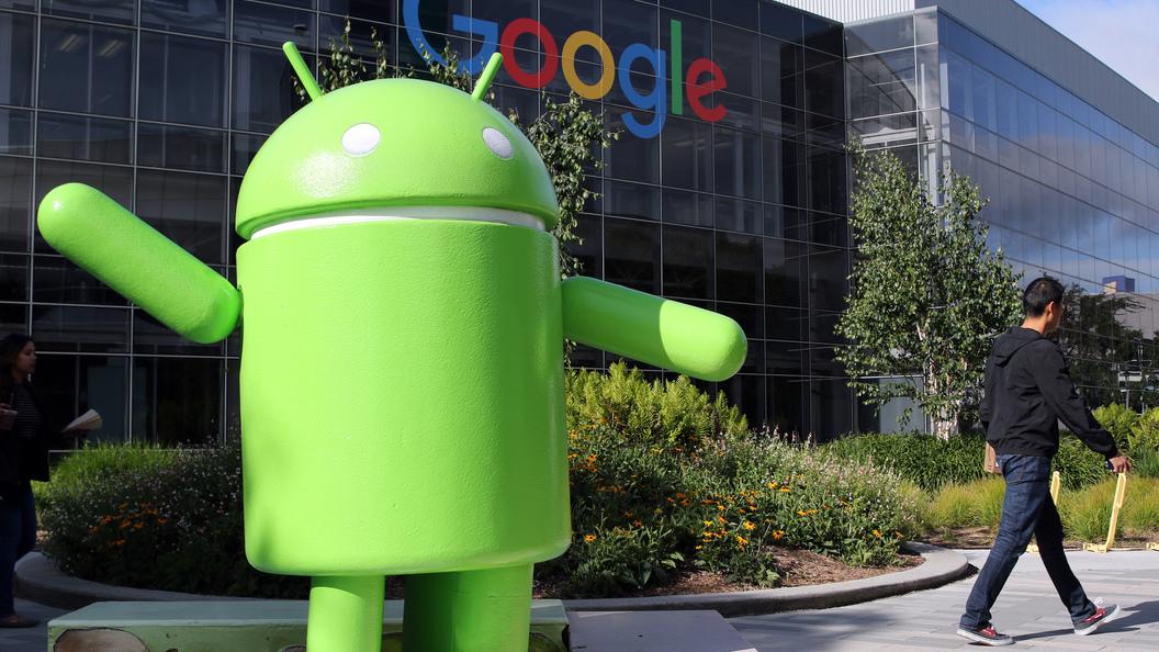 Дополнительная реальность от Google: Камеры, сенсоры и датчики движения