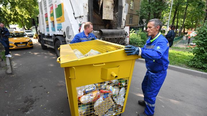 Почти 900 мусорных площадок в Подмосковье оборудуют камерами видеонаблюдения