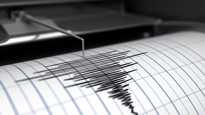 В Каларском районе произошло землетрясение магнитудой 4,9 балла