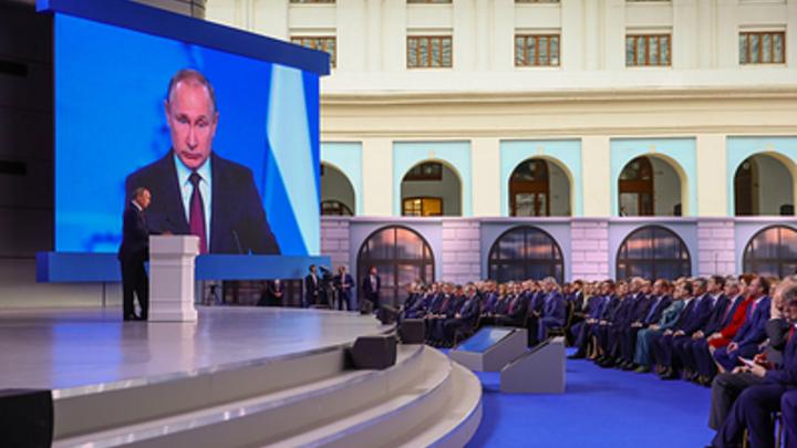 География Путина стала ответом на вопрос о целях Цирконов. Заявление сделал Песков