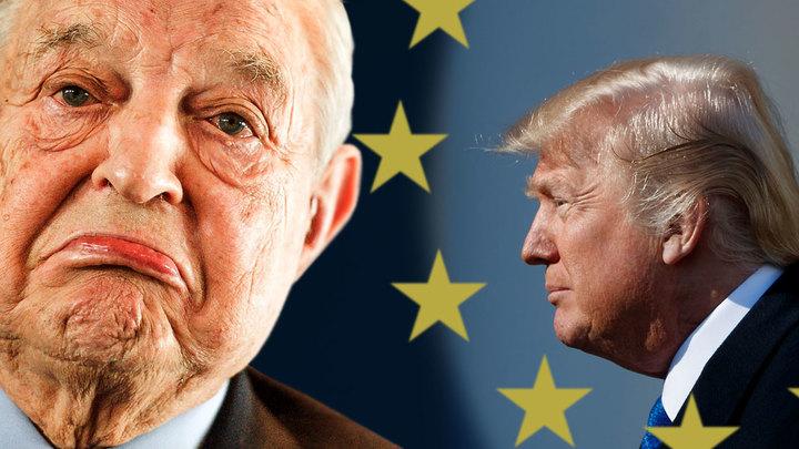 Битва Трампа с Соросом: Что может выиграть Россия?