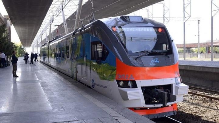 Что нужно знать отправляясь из Армении в Грузию поездом