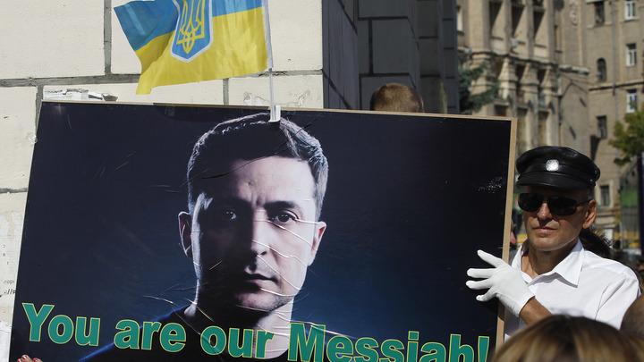 История от Зеленского: Между крещением Руси и покорением космоса украинцы взяли Дюнкерк