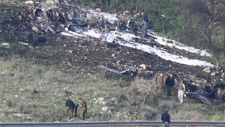 Израиль атаковал 12 объектов на территории Сирии