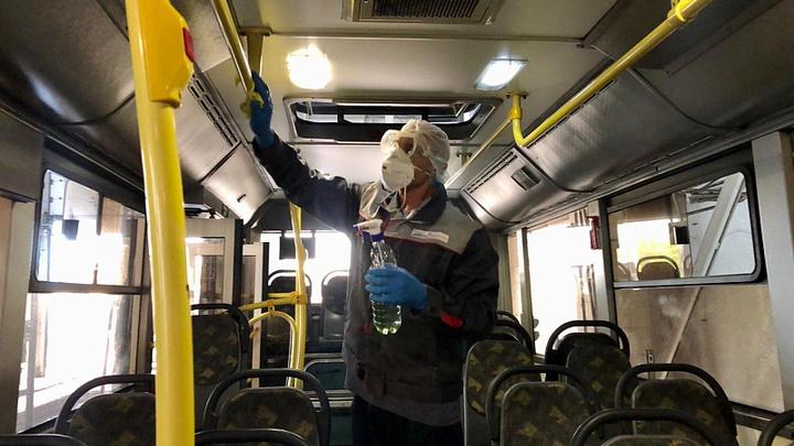 В Краснодаре продолжаются «масочные» рейды в общественном транспорте