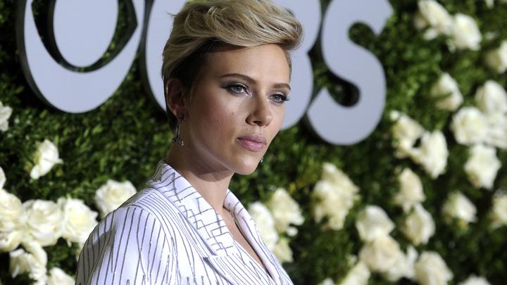 Скарлетт Йоханссон стала самой богатой актрисой Голливуда