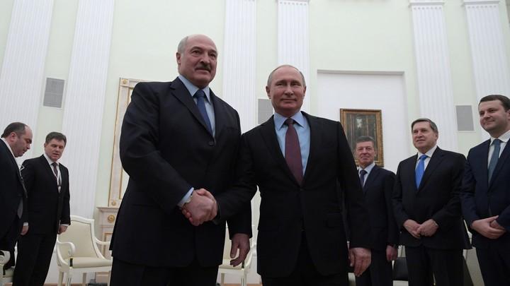 Поздравят с Новым годом и создадут единое государство: Сеть обсуждает встречу Путина и Лукашенко 31 декабря