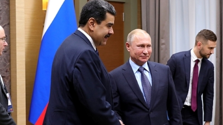«ГЛОНАСС приходит в Венесуэлу»: Каракас договорился об использовании российской системы