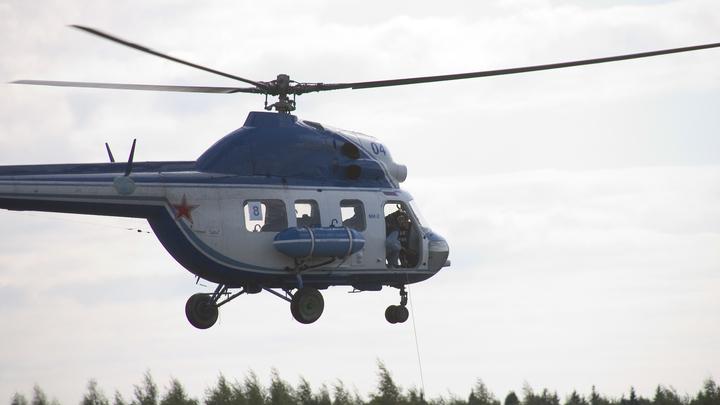 Вертолет совершил экстренную посадку в Татарстане - СМИ