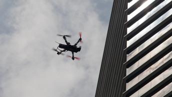 Всевидящий дрон помог полиции Германии спасти от смерти престарелого охотника
