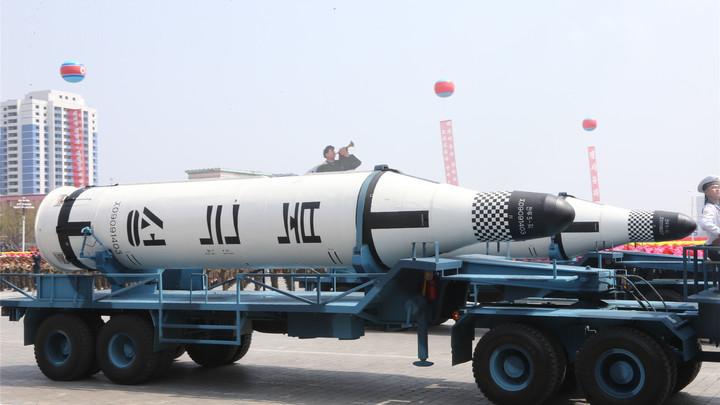 Пхеньян: Морская блокада США станет последней каплей в чаше терпения