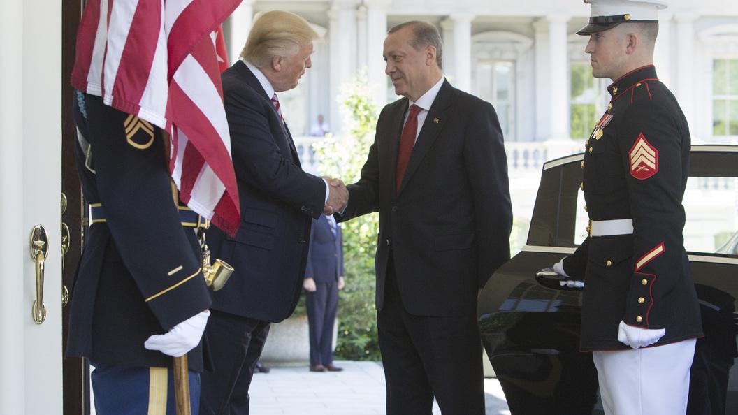 Госдеп: отношения США иТурции схожи нажизнь вбраке