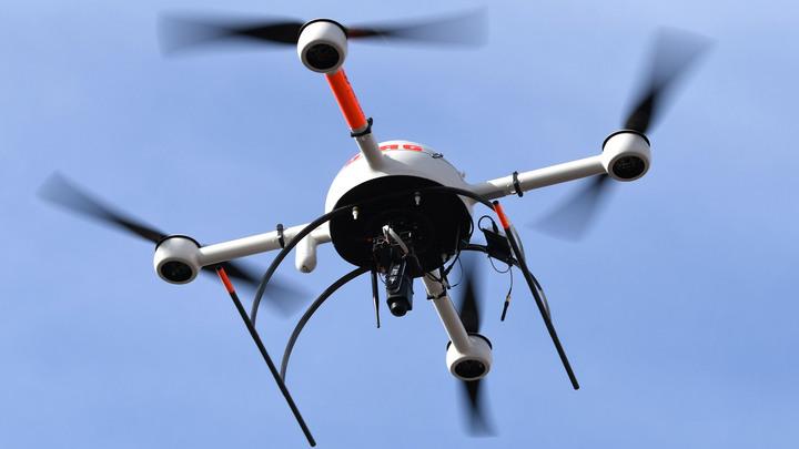 Инженеры научили дроны летать, несмотря на препятствия