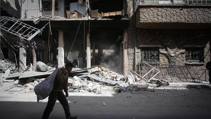 Непримиримые мешают Асаду зачистить Восточную Гуту