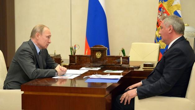 Космос приносит прибыль: Рогозин доложил Путину о самоокупаемости компании «ГЛОНАСС»