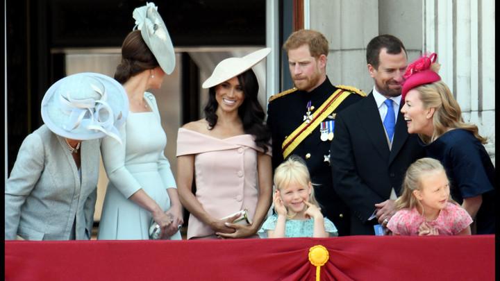 Пожалуйста, продолжай заниматься актёрством: Королева поговорила с Меган Маркл по душам