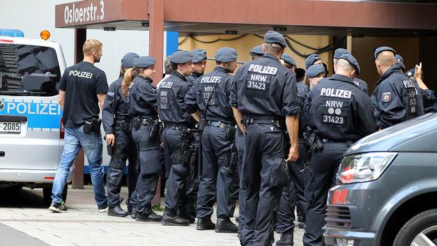 Разведка Германии сообщила о предотвращении взрыва биобомбы