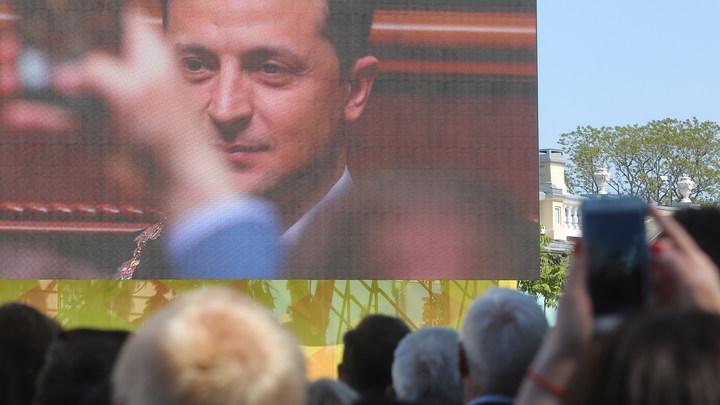 Крым и Донбасс - это Украина: Ведущий сорвавшегося телемоста вызвал Зеленского на разговор, пообещав устранить пропагандистов из России