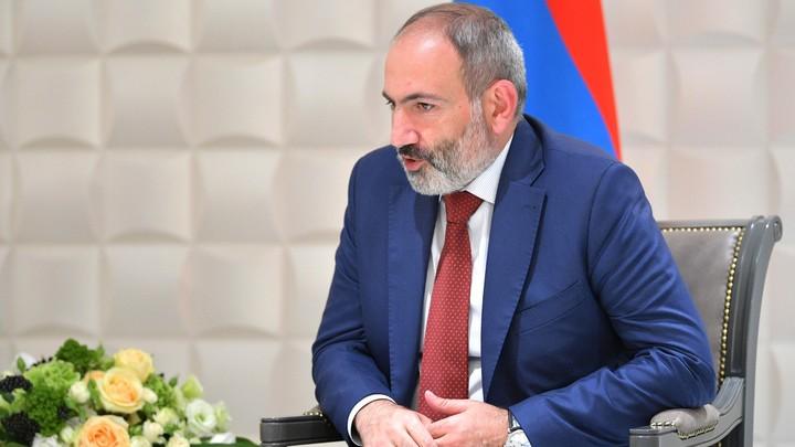 Премьер Армении рассказал, кто подстрекает Азербайджан на атаки